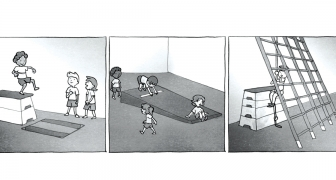 Sport jonge kinderen