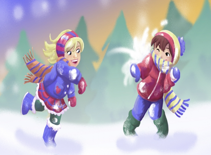 sannetekent-merchandise-wenskaart-sneeuwbalgevecht.jpg