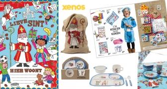 Sinterklaasmerchandise